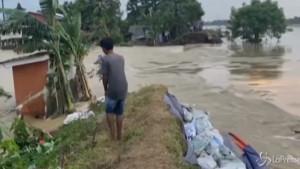 Inondazioni a Giacarta