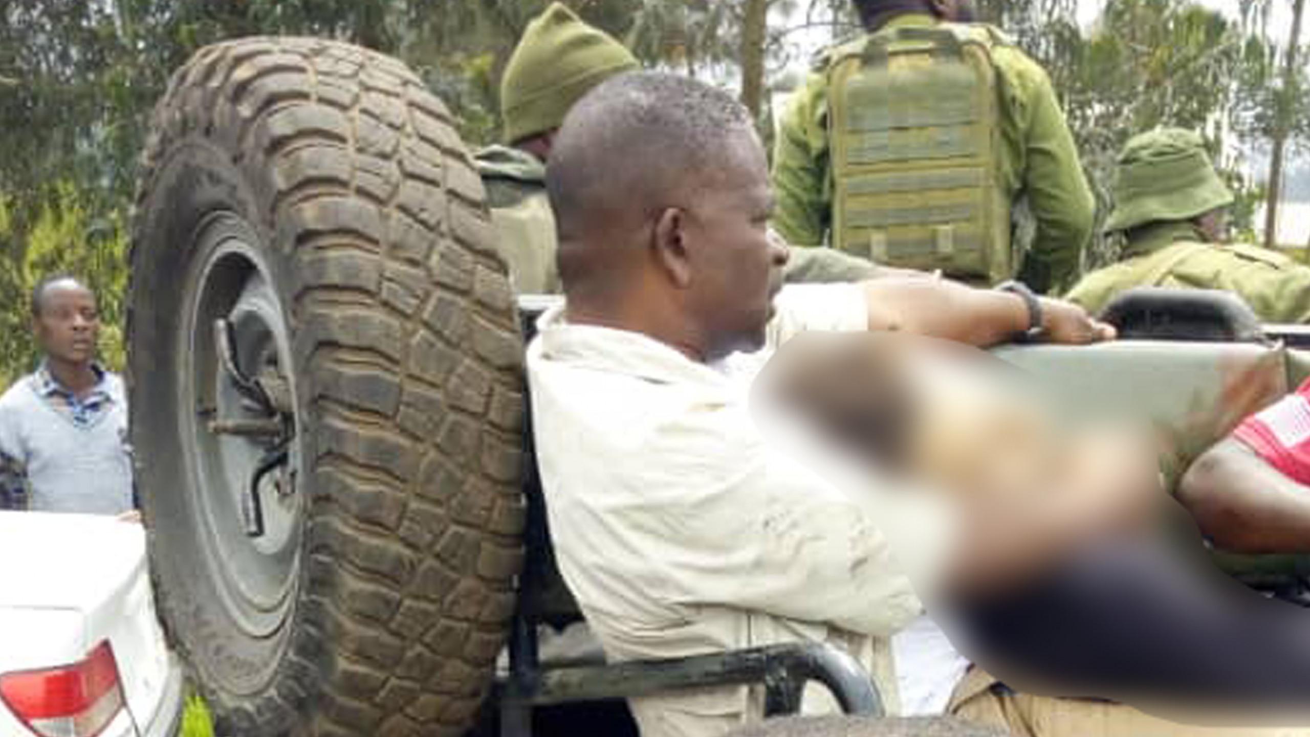 Congo, le immagini dell'ambasciatore Attanasio colpito dopo l'imboscata