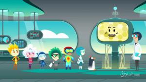 MeteoHeroes, la serie TV dedicata a ambiente e ecologia