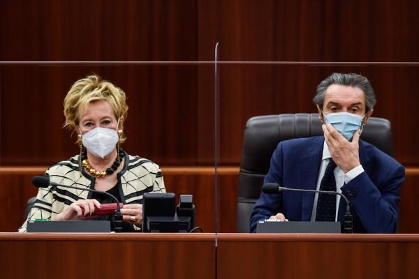 Seduta del Consiglio Regionale della Lombardia