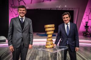 Giro d'Italia 2021, la presentazione del percorso