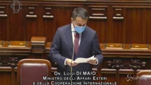 Luigi Di Maio su Attanasio e Iacovacci