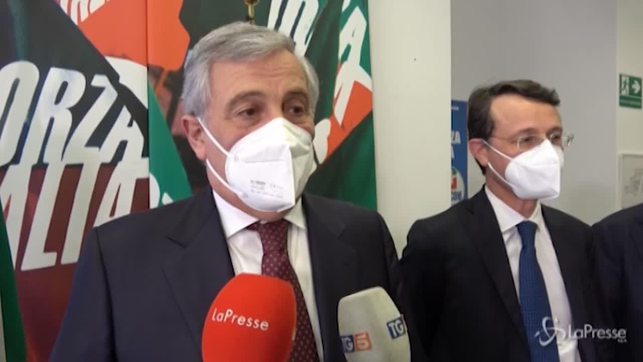 Antonio Tajani su Bertolaso