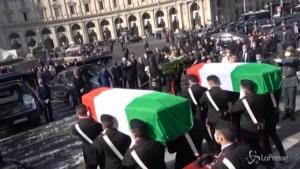 Funerali Attanasio e Iacovacci