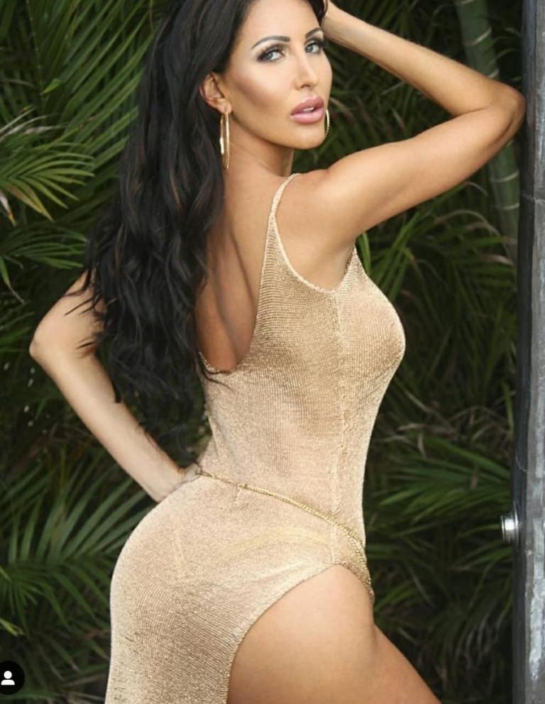 La modella Keira Ribeiro (fonte Instagram)