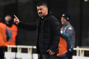 Coach Gennaro Gattuso