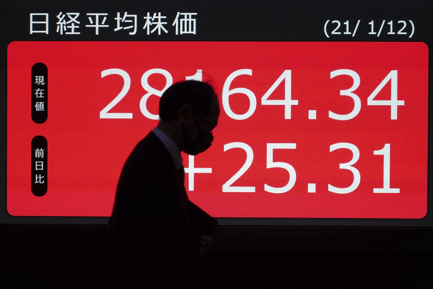 Borsa: Asia in rialzo