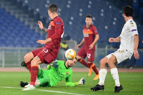 Roma vs Braga - Europa League 2020/2021