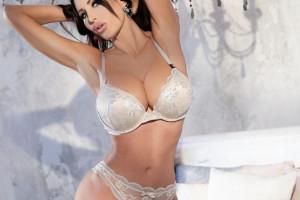 kiera ribeiro, sexy playmate