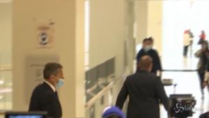 Nicolas Sarkozy condannato a 3 anni di carcere - VIDEO