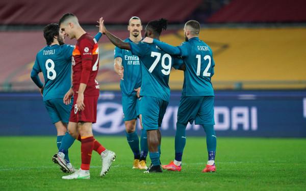 Esultanza dopo il gol Franck Kessie