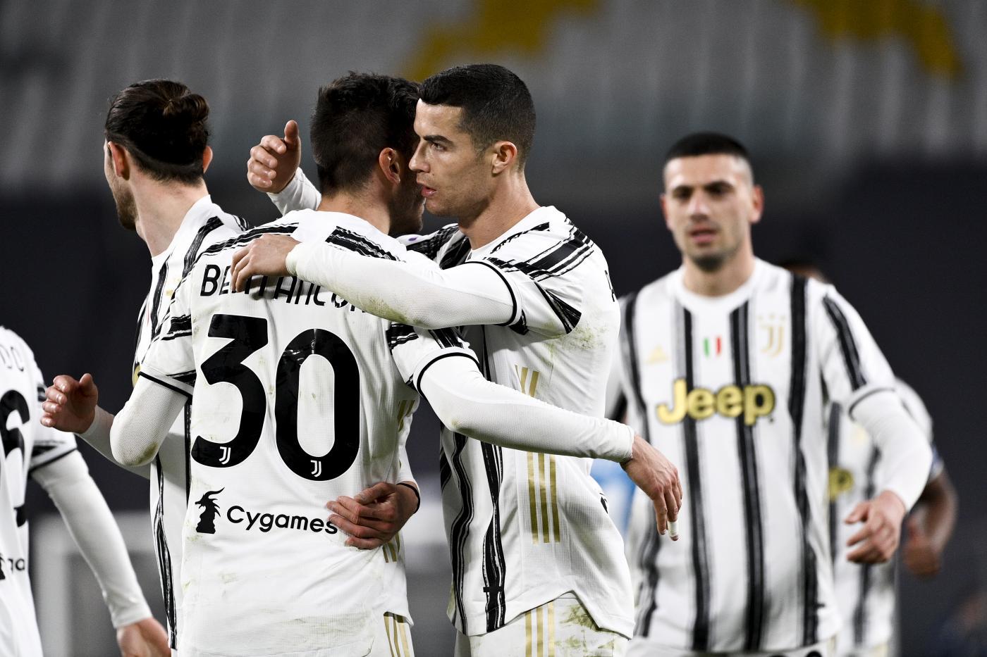 Cristiano Ronaldo, Juventus Vs Spezia - Serie A TIM 2020/2021