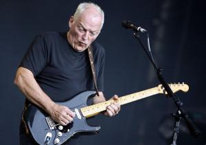Il musicista David Gilmour