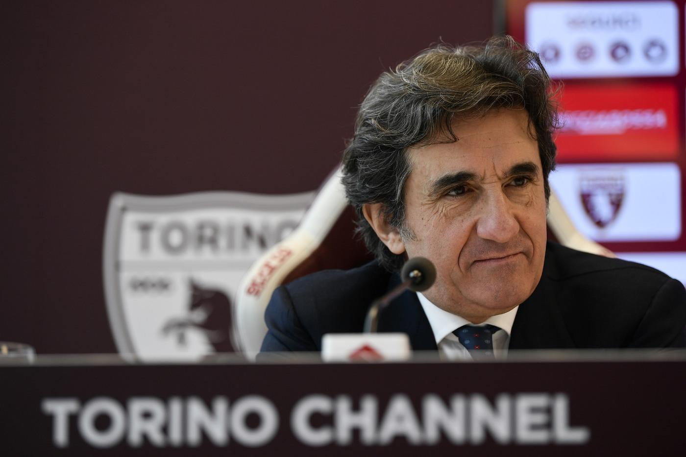 Serie A, conferenza stampa di Davide Nicola, nuovo allenatore del Torino Fc
