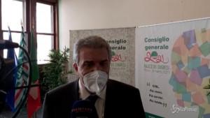 Cisl, Luigi Sbarra nuovo segretario