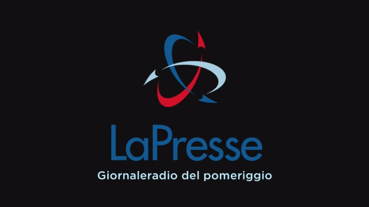 Giornale Radio del pomeriggio