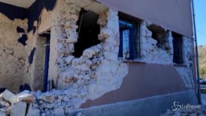 Forte terremoto in Grecia