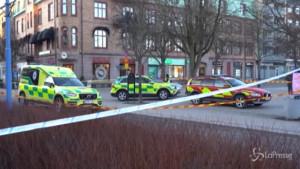 Persone accoltellate in Svezia