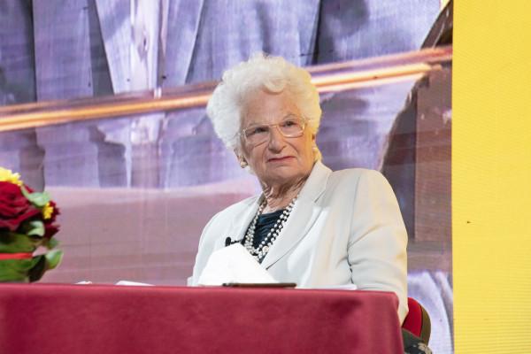 Senatrice Liliana Segre