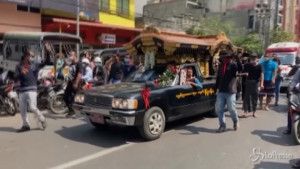 Angel, uccisa dai militari durante un corteo contro il golpe