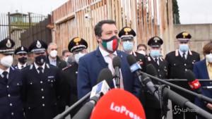 Matteo Salvini sui migranti