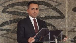 Di Maio difende il blocco di dosi Astrazeneca verso l'Australia