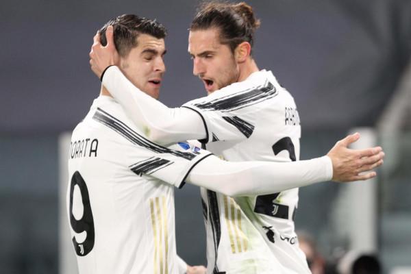 Juventus vs Lazio - Serie A TIM 2020/2021