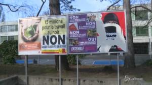 Voto per vietare niqab e burqa