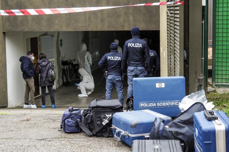 Omicidio di Ilenia Fabbri nella propria abitazione di Faenza in Via Corbara