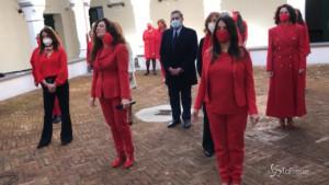 Festa della donna, flash mob