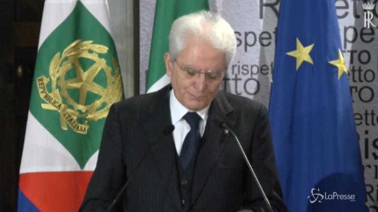 Sergio Mattarella, nomi 12 donne uccise 2021