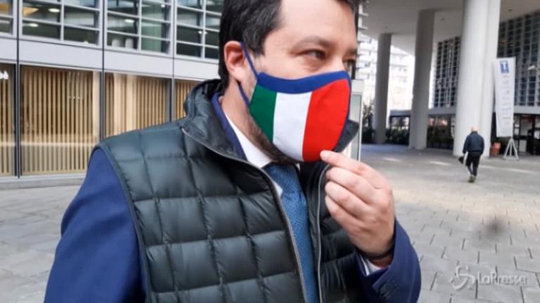 Vaccini, Salvini