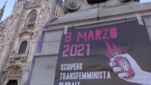 In piazza contro patriarcato e violenza di genere