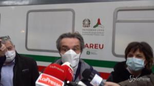 Nuove restrizioni in Lombardia, Fontana