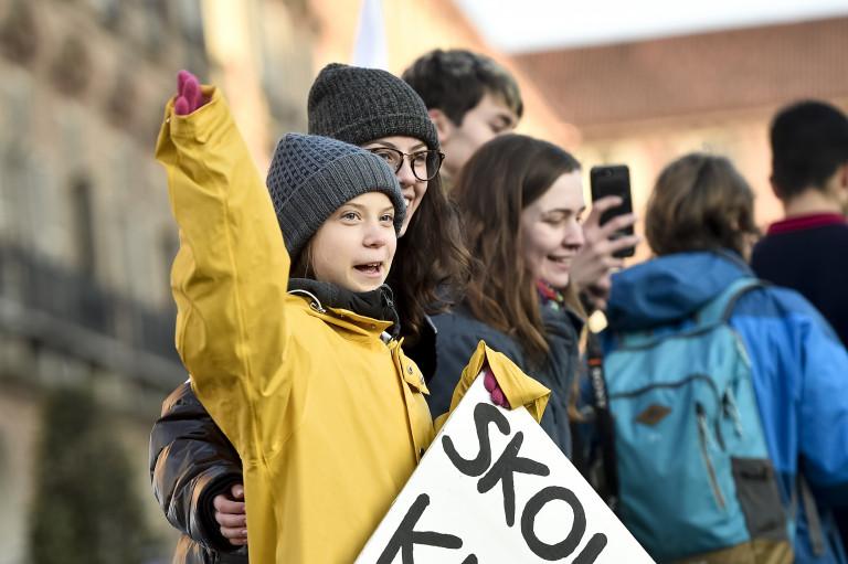 15 marzo 2019 - Friday For Future la battaglia ambientalista degli studenti