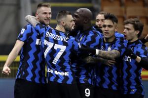Skriniar piega l'Atalanta, di nuovo +6 sul Milan