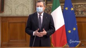 Pubblica amministrazione, Draghi