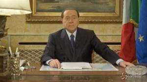 Coronavirus, Berlusconi