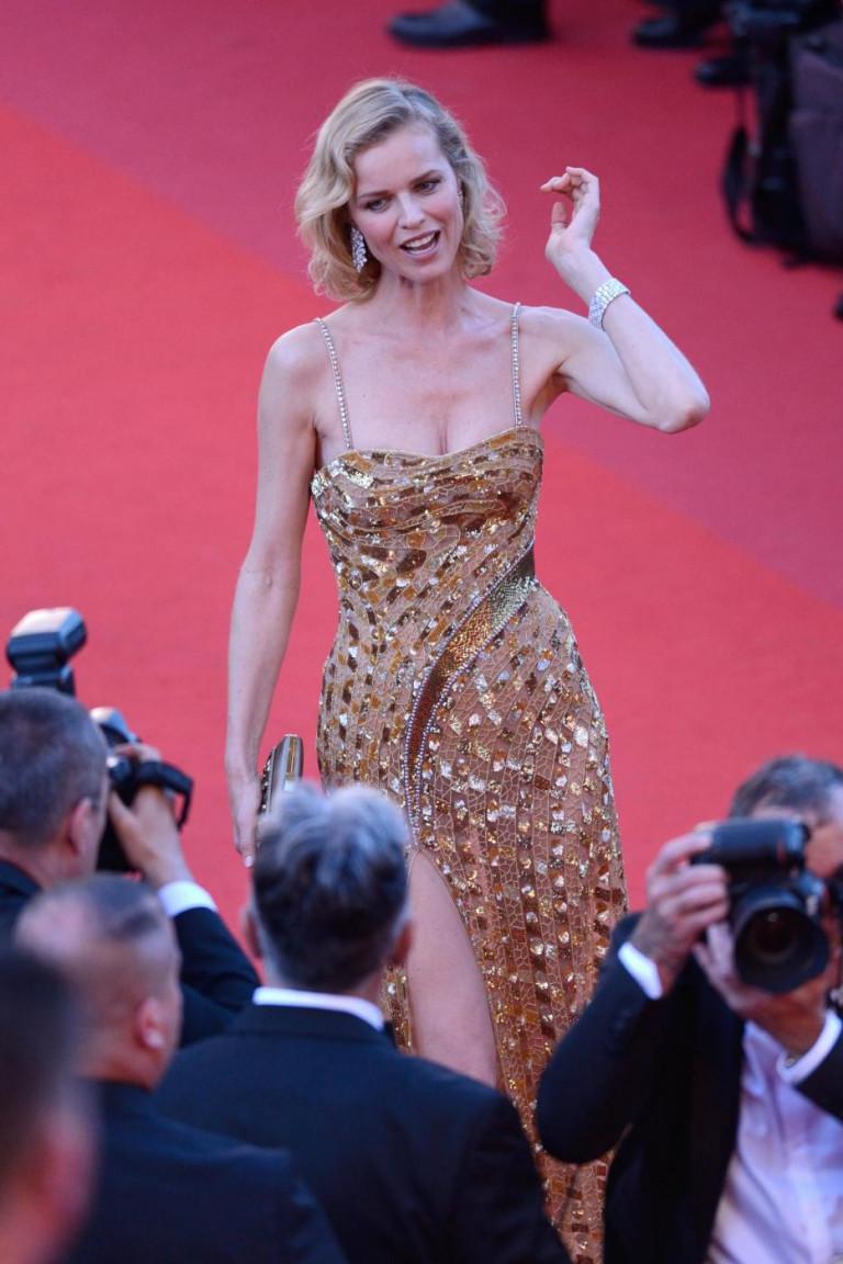 Eva Herzigova, Cannes 2017