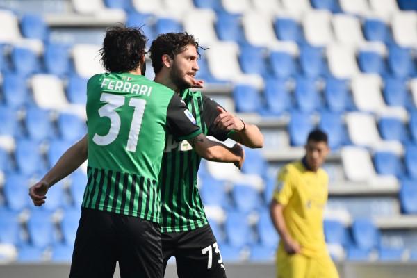 Serie A: Sassuolo-Verona 3-2 finale