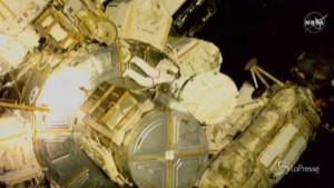 Spacewalk degli astronauti Nasa