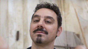 Il regista Giovanni Caccamo