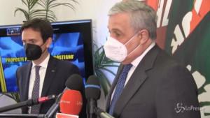 Vaccini, Tajani