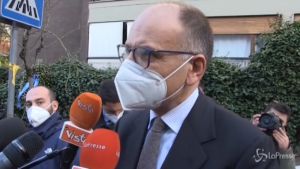 Letta in via Fani