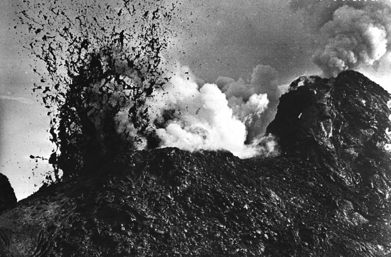 18 marzo 1944 - Ultima eruzione del Vesuvio