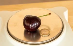 Ciliegia da Guinness World Records cherry