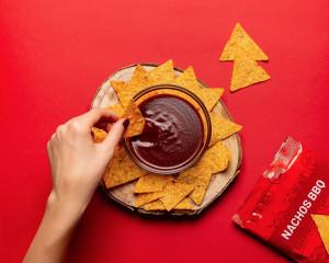 nachos - Comfort food