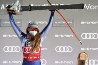 Sci, discesa libera femminile di Coppa del Mondo a Crans Montana in Svizzera