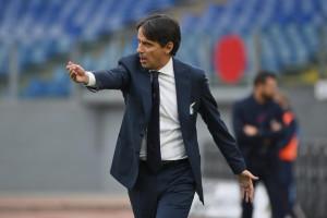 Inzaghi - Lazio vs Crotone - Serie A Tim 2020 2021
