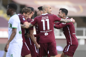 Torino vs Sassuolo - Serie A TIM 2020/2021